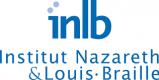 Logo de l'Institut Nazareth & Louis-Braille.