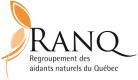 Logo du Regroupement des aidants naturels du Québec.