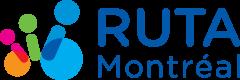 Logo du Regroupement des Usagers du Transport Adapté et accessible de l'île de Montréal.